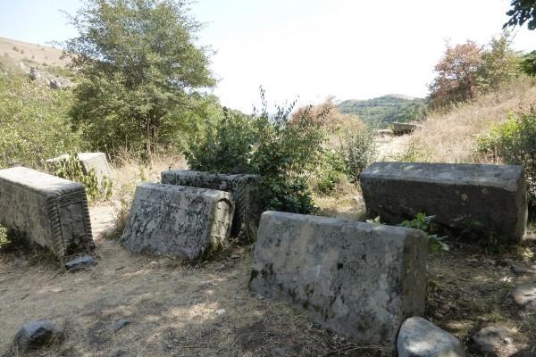 Очень старое кладбище (фото Бурдиной Ольги)