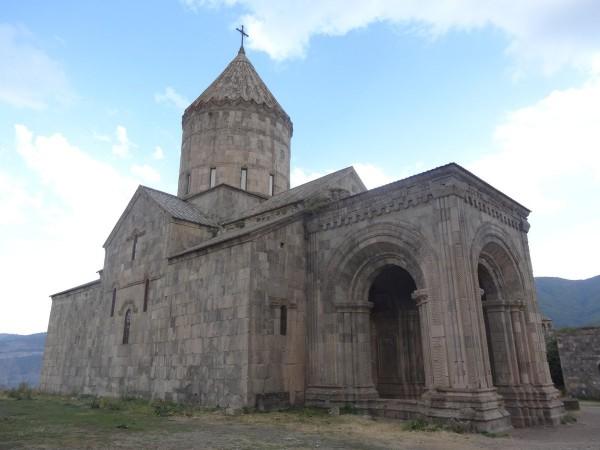 Главный храм Павла и Петра – возведен в 895-906 годах (фото Мудрика Андрея)