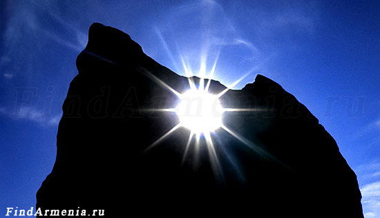 Караундж. Древнейшая обсерватория (7500 лет)