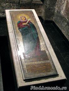 Могила Святой Рипсиме (III в.)