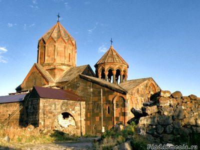 Монастырь Ованнаванк