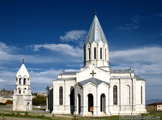 Церковь Казанчецоц (1886г.)