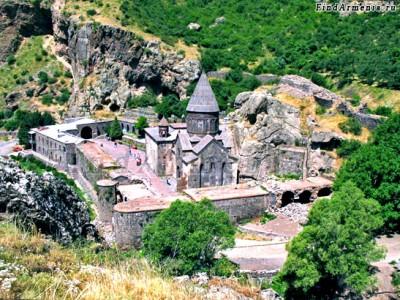 Монастырь Гегард