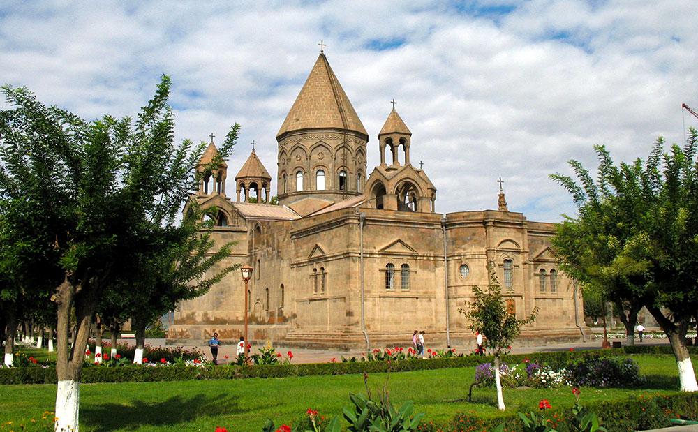 Кафедральный собор Св. Эчмиадзин