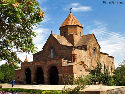 Церковь Гаяне
