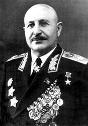 Маршал Советского Союза Иван Христофорович Баграмян
