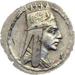 Монета с изображением Тиграна Великого