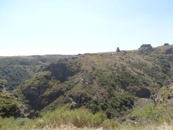 Крепость Амберд (фото Мудрика Андрея)