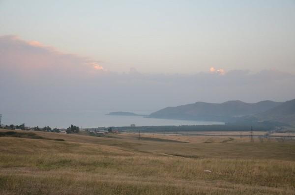 Озеро Севан (фото Крапивина Михаила)