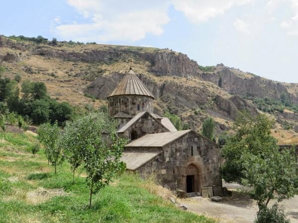 Монастырь Гндеванк (фото Сердюченко Ксении)