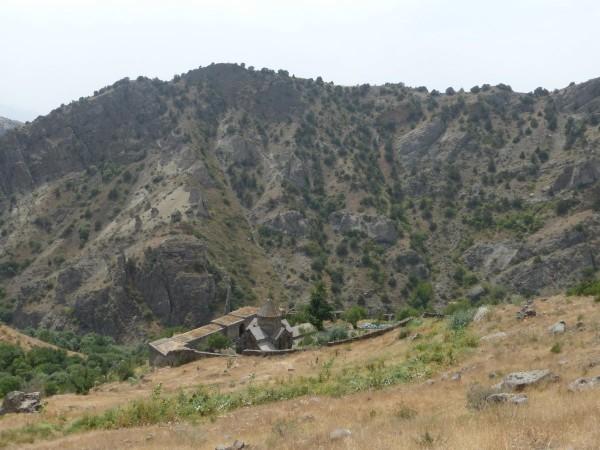 Жемчужина ущелья - Гндеванк (фото Бурдиной Ольги)