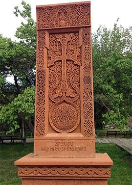 Хачкары (крест-камни) – настоящие хранители памяти армян