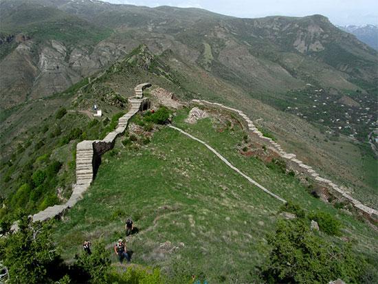 Крепость Смбатаберт