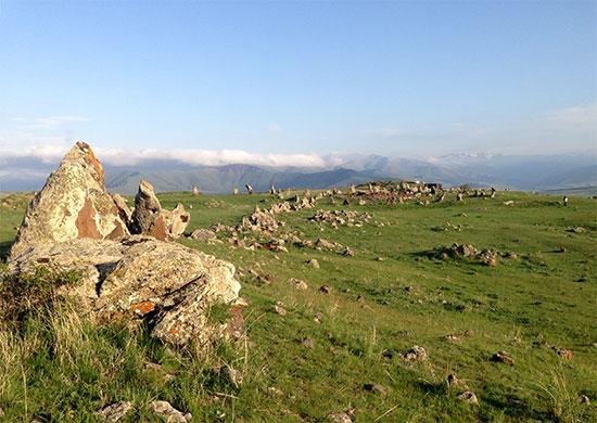 Древняя обсерватория Караундж