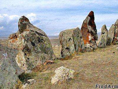 Караундж: древнейшая обсерватория (7500 лет)