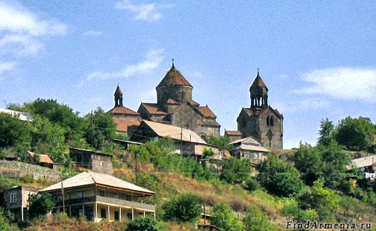 Монастырь Ахпат X в.
