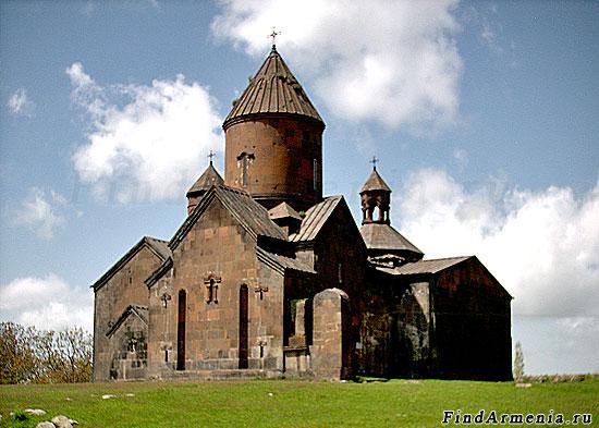 Монастырь Сагмосаванк (XIII в.)