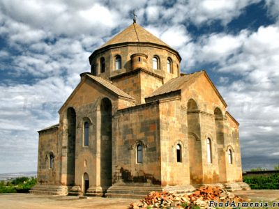 Храм Рипсиме (VII в.)
