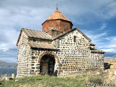 Севанский монастырь (IX в.)