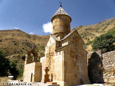 Монастырь Спитакавор (XIV в.)