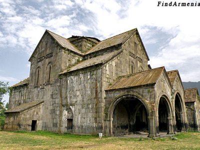 Монастырь Ахтала (XIII в.)