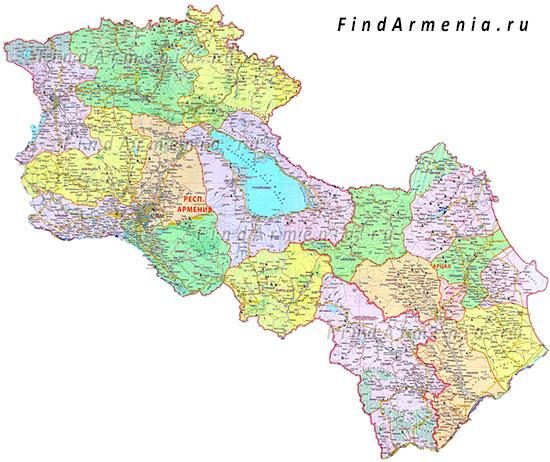 karta_Armenii