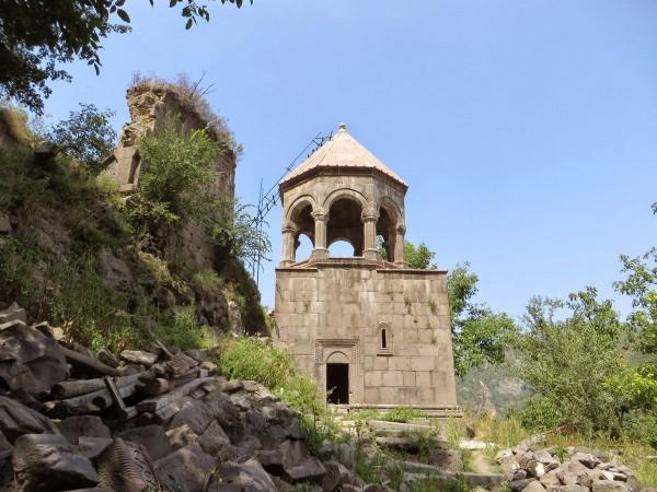 Монастырь Кобайр (фото Сердюченко Ксении)