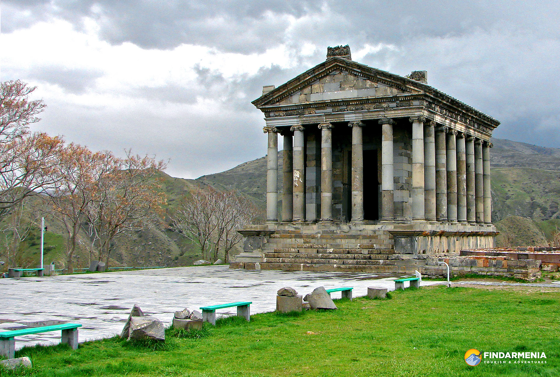 Экскурсионный тур по Армении (автомобильный)