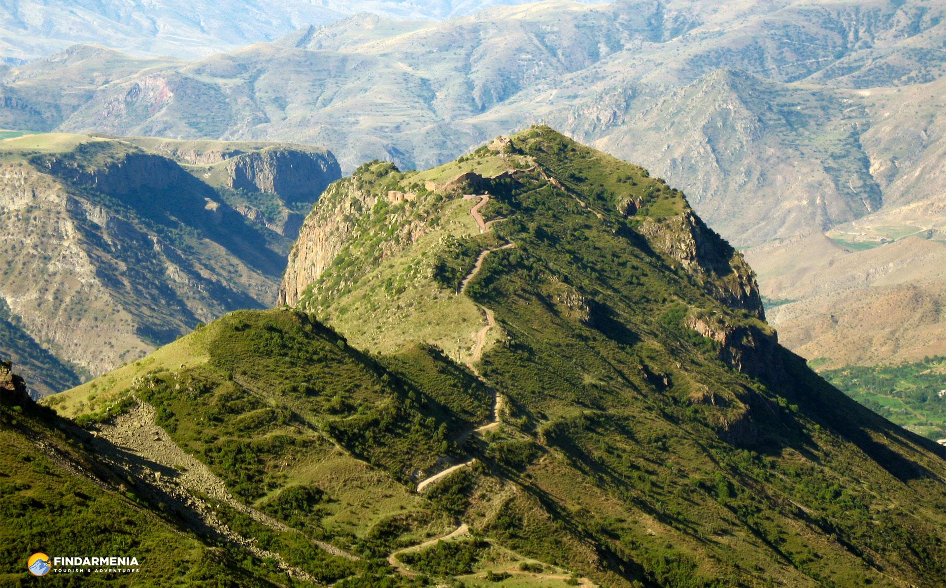 Поход по Армении